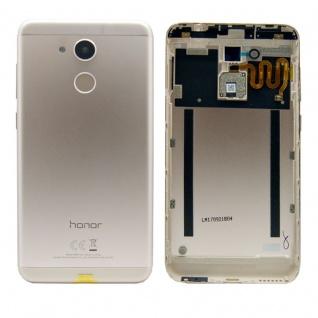 Huawei Akkudeckel Akku Deckel Batterie Cover Gold für Honor 6C Pro / 97070SSS