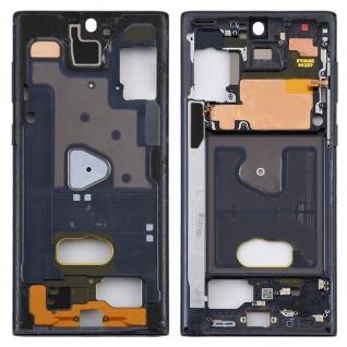 Mittelrahmen für Samsung Galaxy Note 10 Schwarz Middle Frame Rahmen Gehäuse