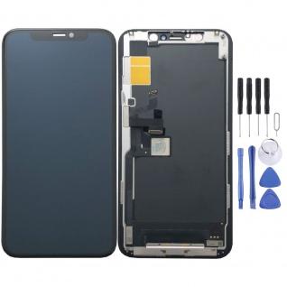 Für Apple iPhone 11 Pro 5.8 Display Full OLED LCD Touch Screen Ersatz Schwarz