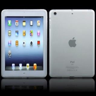 Design Backcover Schutz Silikon Hülle für Apple iPad Mini + Displayschutzfolie - Vorschau