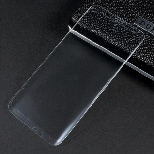 0, 3 mm H9 gebogenes Panzerglas Transparent Folie für Samsung Galaxy Note 8 N950F