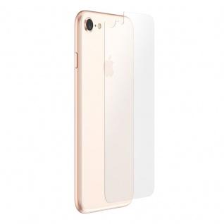 0, 3 mm H9 Hartglas Rückseite Akkudeckel für Apple iPhone 8 Plus 5.5 Folie Neu