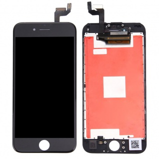 Display LCD Komplett Einheit Touch Panel für Apple iPhone 6S Plus 5.5 Schwarz