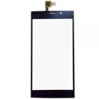 Reparatur Display TouchScreen Digitizer Schwarz für Wiko Ridge Fab 4G Ersatzteil