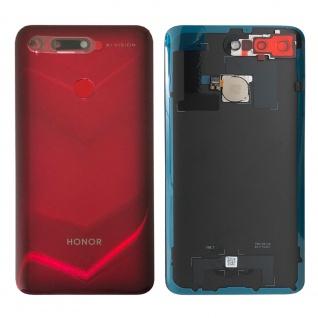 Huawei Akkudeckel Batterie Cover Rot für Honor V20 / View 20 02352LNW Ersatz