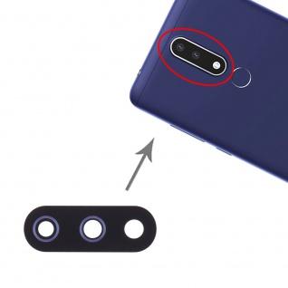 Camera Lens für Nokia 3.1 Plus / TA-1118 Ersatzteil Kamera Cam Linse Reparatur