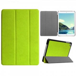 Smartcover Grün Cover Tasche für Apple iPad Mini 4 7.9 Zoll Hülle Etui Case Neu