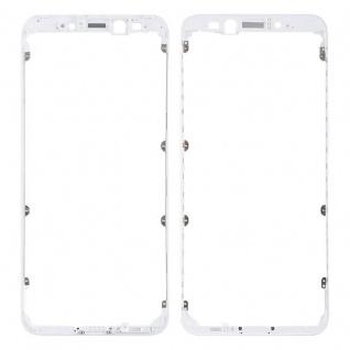 Gehäuse Rahmen Mittelrahmen Deckel für Xiaomi Mi A2 Weiß Ersatzteil Reparatur