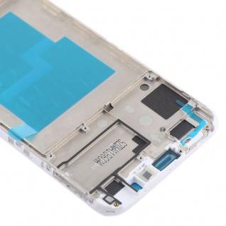 Gehäuse Rahmen Mittelrahmen Deckel für Huawei Y6 2018 Weiß Reparatur Ersatz - Vorschau 5