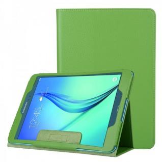 Schutzhülle Grün Tasche für Samsung Galaxy Tab A 9.7 T555N T550 Hülle Case Etui