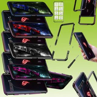 Für Smartphones Aluminium Metal Bumper Rahmen Schutz Handy Tasche Hülle Etuis