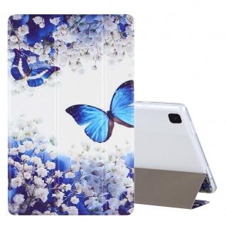 Für Samsung Galaxy Tab A7 2020 3folt Wake UP Smart Cover Etui Hülle Case Motiv 3
