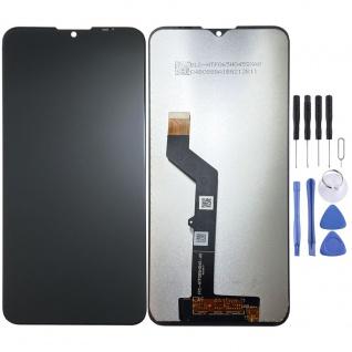Für Motorola Moto E7 Plus Reparatur Full Display LCD Einheit Touch Schwarz Neu