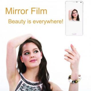 Premium 0, 26 mm dünne H9 Spiegel Hartglasfolie Folie für Apple iPhone 6 4.7 - Vorschau 5