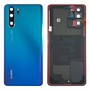 Huawei Akkudeckel Akku Deckel Batterie Cover Aurora Blue für P30 Pro 02352PGL