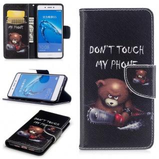 Schutzhülle Motiv 21 für Huawei Honor 6C / Enjoy 6S Tasche Hülle Case Cover Etui