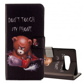 Schutzhülle Motiv 31 für Samsung Galaxy Note 8 N950 N950F Tasche Hülle Case Neu