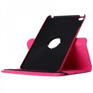 Schutzhülle 360 Grad Pink Tasche für Apple iPad Pro 12.9 Zoll Hülle Case Etui