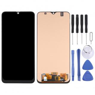 Für Samsung Galaxy M31 OLED Display Einheit Touch Ersatzteil Reparatur Schwarz