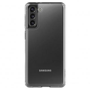 Spigen Ultra Hybrid Case für Samsung Galaxy S21 Plus Transparent Schutz Hülle
