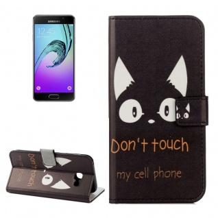 Schutzhülle Muster 24 für Samsung Galaxy A5 A520F 2017 Tasche Cover Case Hülle