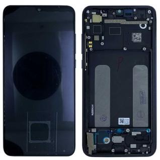 Für Xiaomi Mi 9 Lite Display Full OLED LCD mit Rahmen Reparatur Schwarz Ersatz - Vorschau 3