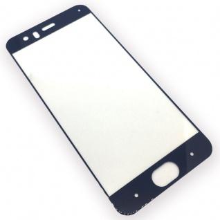 Full Panzerglas 0, 26 mm dünne H9 Blau für Xiaomi MI6 Schutz Hülle Zubehör Neu