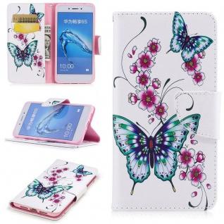 Schutzhülle Motiv 29 für Huawei Honor 6C / Enjoy 6S Tasche Hülle Case Cover Etui