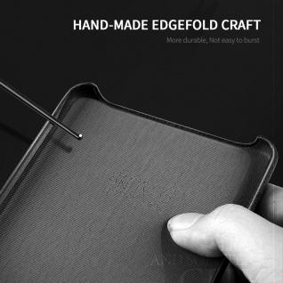 Kunstleder Tasche Hülle Vintage Cover für Apple iPhone 11 Pro Schutzhülle Rot - Vorschau 3
