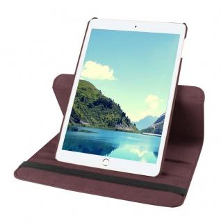 Schutzhülle 360 Grad Braun Tasche für Apple iPad Pro 9.7 Zoll Hülle Case Etui Neu