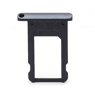 Apple iPad Mini + Mini Retina iPad mini 2 Sim Karten Halter Sim Tray Sim Schlitten Sim Holder Schwarz - Vorschau 3