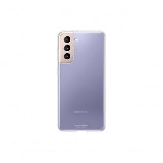 Samsung EF-QG991TTEGWW Clear Cover für Galaxy S21 Transparent Handy Case Hülle