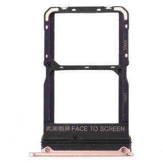 Für Xiaomi Mi 10 Card Tray Sim Karten Halter Gold Ersatzteil Zubehör Reparatur