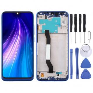 Für Xiaomi Redmi Note 8 Display LCD Einheit Touch Screen Reparatur Blau Ersatz
