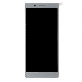 Sony Display LCD Komplett für Xperia XZ2 Compact H8314 Reparatur Silber Ersatz - Vorschau 2