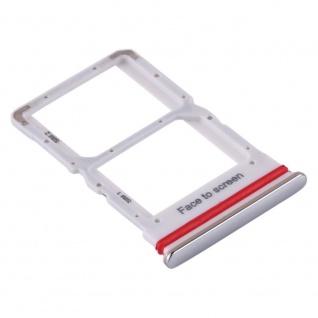 Für Xiaomi Mi 10 Lite Card Tray Sim Karten Halter Silber Ersatzteil Zubehör - Vorschau 2