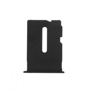 Simkarten Halter Sim Card Tray für OnePlus One Sim Schlitten Zubehör Schwarz Neu - Vorschau 4