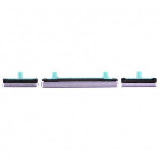 Für Samsung Galaxy S8 / S8 Plus Sidekeys Seitentasten Grau Ersatzteil Zubehör - Vorschau 2