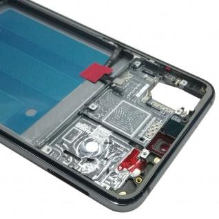 Gehäuse Rahmen Mittelrahmen Deckel für Huawei P20 Silber Reparatur Ersatz Teil - Vorschau 4