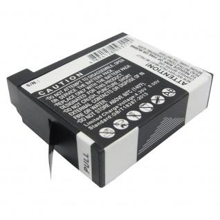 X-Longer Akku Batterie Battery für GoPro Hero 4 ersetzt 335-06532-000 Ersatzakku - Vorschau 5
