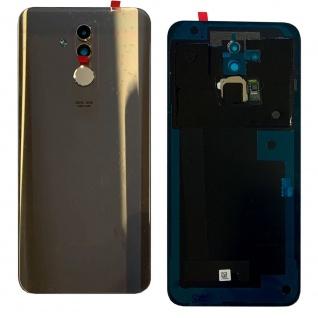 Huawei Akkudeckel Akku Deckel Batterie Cover Gold für Mate 20 Lite 02352DKS Neu