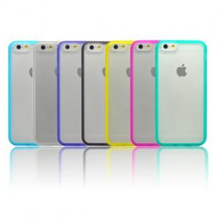 Hardcase Bumper Style für verschiedene Apple iPhone Modelle Case Cover Hülle Neu