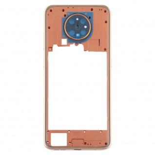 Mittelrahmen für Nokia 5.3 Gold Middle Frame Rahmen Gehäuse Ersatzteil Zubehör - Vorschau 3