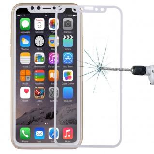 Premium 0, 3 mm H9 Hartglas Transparent Folie für Apple iPhone X / XS Schutz