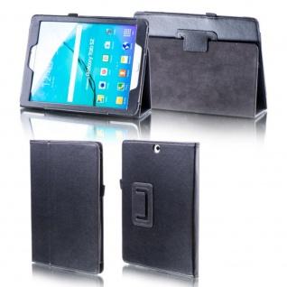 Für Huawei MediaPad M5 8.4 Schutzhülle Schwarz Tasche Hülle Case Cover Etui Neu