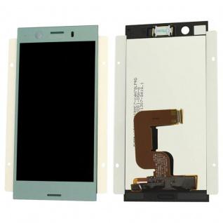 Sony Display LCD Komplett für Xperia XZ1 Compact G8441 Reparatur Blau Ersatz Neu