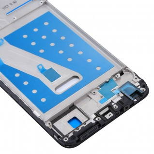 Gehäuse Rahmen Mittelrahmen Deckel für Huawei P Smart Schwarz Reparatur Ersatz - Vorschau 4