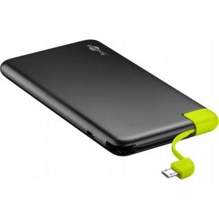 Zusatzakku Powerbank Notfall Akku Ladestation Ladegerät Charger 4A Micro USB - Vorschau 2