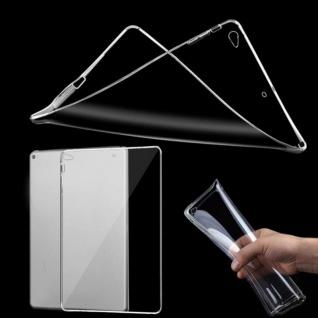 Schutzhülle Silikon Glossy Transparent Hülle für Apple iPad Pro 12.9 Zoll Tasche