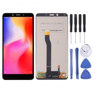 Für Xiaomi Redmi 6 / 6A Reparatur Display LCD Komplett Einheit Touch Schwarz Neu